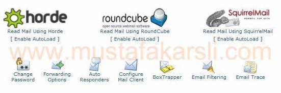 E-posta Görüntüleyiciler