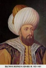 II.Murad'dan Fatih'e Muhteşem Ders