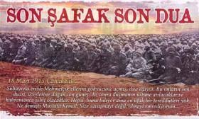 18 Mart �anakkale Sava�� An�lar�