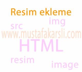 Web Sayfasına Resim Ekleme