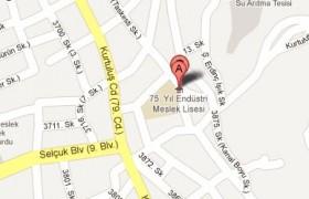 Web Sayfasına Google Harita Ekleme