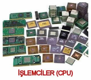 İşlemciler (CPU)
