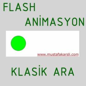 Klasik Ara Animasyonu (Hafta 5)