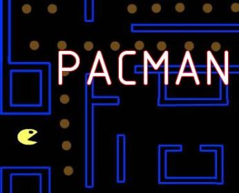 Öğrencimizden PACMAN Oyunu Flash AS3