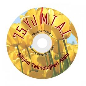 Maskeleme ile CD DVD Hazırlama Fireworks Örnekler