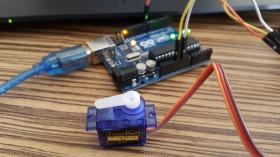 Arduino Servo Motor Kullanımı