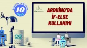 Robotik Arduino Eğitimi 10 if-else Kullanımı