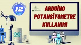 Robotik Arduino Eğitimi 12 Potansiyometre Kullanımı